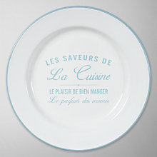 Buy John Lewis Maison Enamel Side Plate Online at johnlewis.com