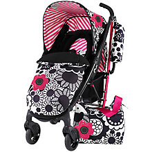 Buy Cosatto Yo! Stroller and Changing Bag, Mono Bloom Online at johnlewis.com