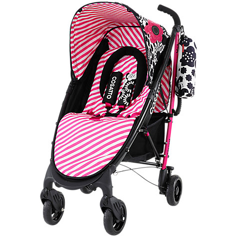 Buy Cosatto Yo! Stroller, Mono Bloom Online at johnlewis.com