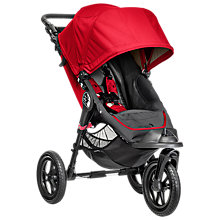 Buy Baby Jogger 2014 City Elite Pushchair, Red Online at johnlewis.com