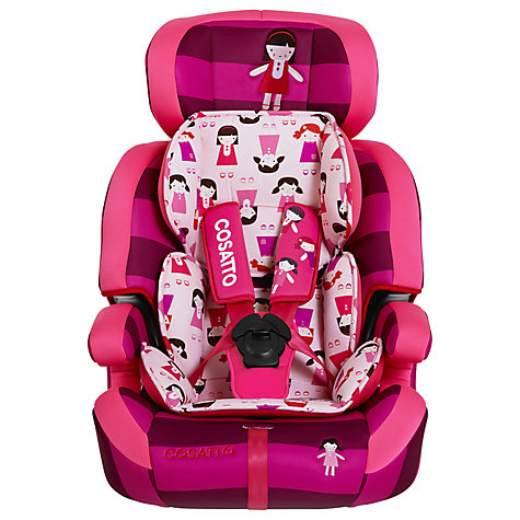 Buy Cosatto Zoomi Car Seat, Dilly Dolly Online at johnlewis.com