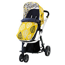 Buy Cosatto Giggle Hold Pushchair, Oaker Online at johnlewis.com