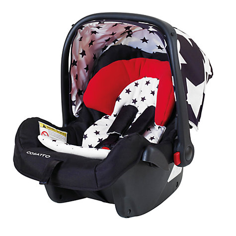 Buy Cosatto Giggle Hold Car Seat, All Star Online at johnlewis.com