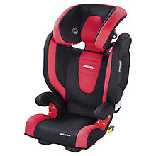 Buy Recaro Monza Nova2 Seatfix Car Seat, Ruby Online at johnlewis.com