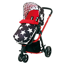 Buy Cosatto Hold Pushchair, All Star, With Free Car Seat Online at johnlewis.com