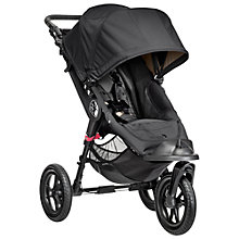 Buy Baby Jogger 2014 City Elite Pushchair, Black Online at johnlewis.com