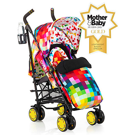 Buy Cosatto Supa Stroller, Pixelate Online at johnlewis.com