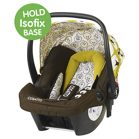 Buy Cosatto Giggle Hold Car Seat, Treet Online at johnlewis.com