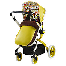 Buy Cosatto Ooba 3-in-1 Travel System, Marzipan with Car Seat Online at johnlewis.com