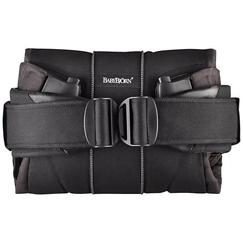 Buy BabyBjörn One Mesh Baby Carrier, Black Online at johnlewis.com
