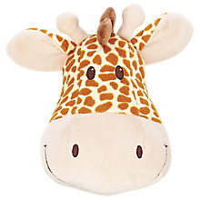 Buy Teddykompaniet Giraffe Wall Friend Online at johnlewis.com