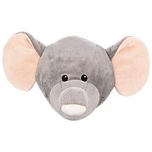 Buy Teddykompaniet Elephant Wall Friend Online at johnlewis.com