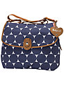 Babymel Jumbo Satchel Changing Bag, Midnight