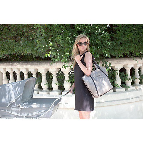 Buy Storksak Ellena Changing Bag, Taupe Online at johnlewis.com