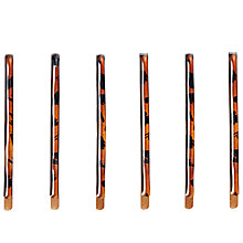 Buy John Lewis Tortoiseshell Hair Grips, 6 x 6cm Online at johnlewis.com