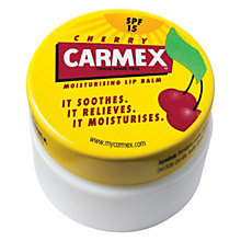 Buy Carmex Cherry Lip Balm, 7.5ml Online at johnlewis.com