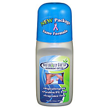 Buy Naturally Fresh Roll-On Deodorant Crystal, 90ml Online at johnlewis.com
