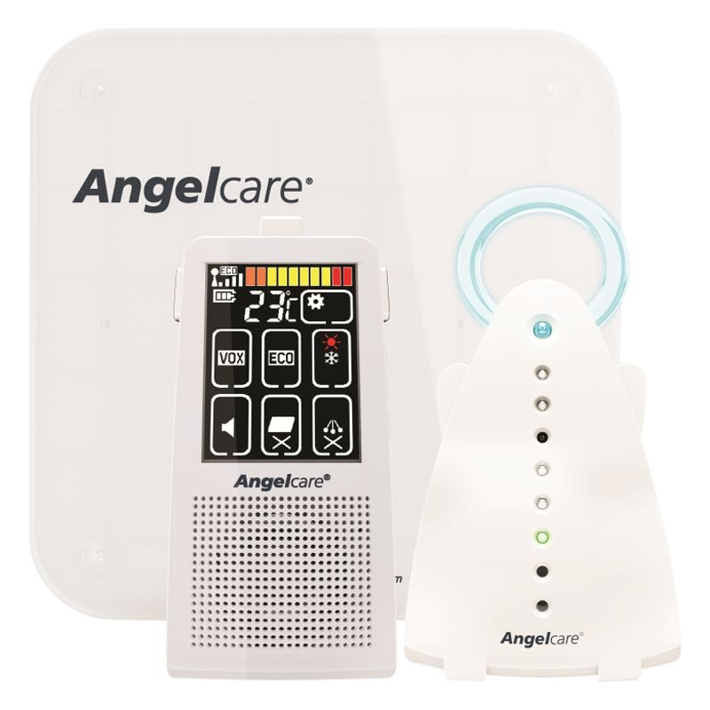 Angelcare Angelcare AC701 Digital Touch Screen Movement and Sound Baby Monitor