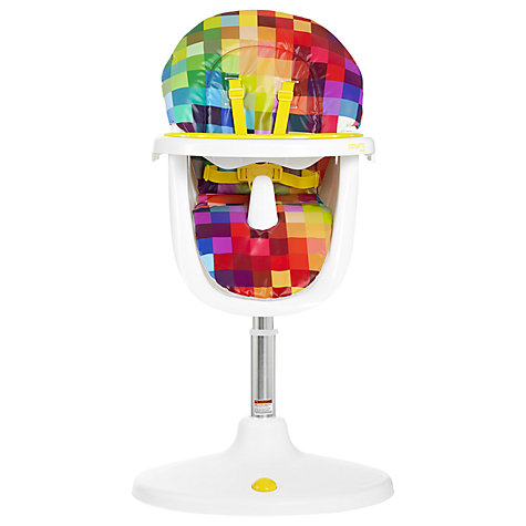 Buy Cosatto 3Sixti Pixelate Highchair, Multi Online at johnlewis.com