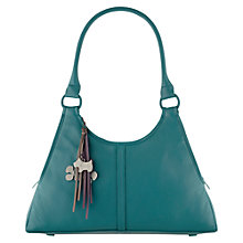 Buy Radley Boddington Large Tote Bag, Blue Online at johnlewis.com