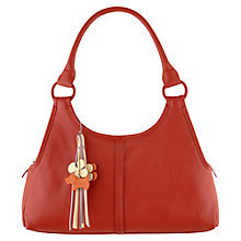 Buy Radley Boddington Medium Tote Bag, Cardinal Online at johnlewis.com