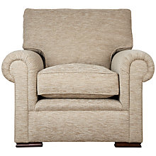 Buy John Lewis Romsey Armchair, Brambley Biscuit Online at johnlewis.com