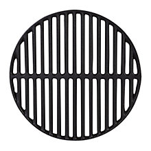 Buy Big Green Egg Mini Cast Iron Searing Grid Online at johnlewis.com