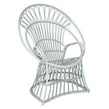 Buy Raffles Peacock Chair Online at johnlewis.com