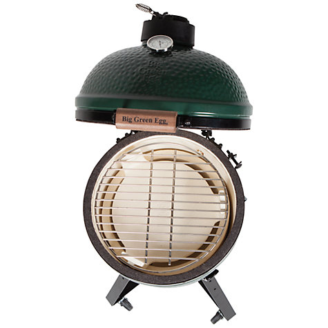 Buy Big Green Egg Small Charcoal Barbecue Online at johnlewis.com