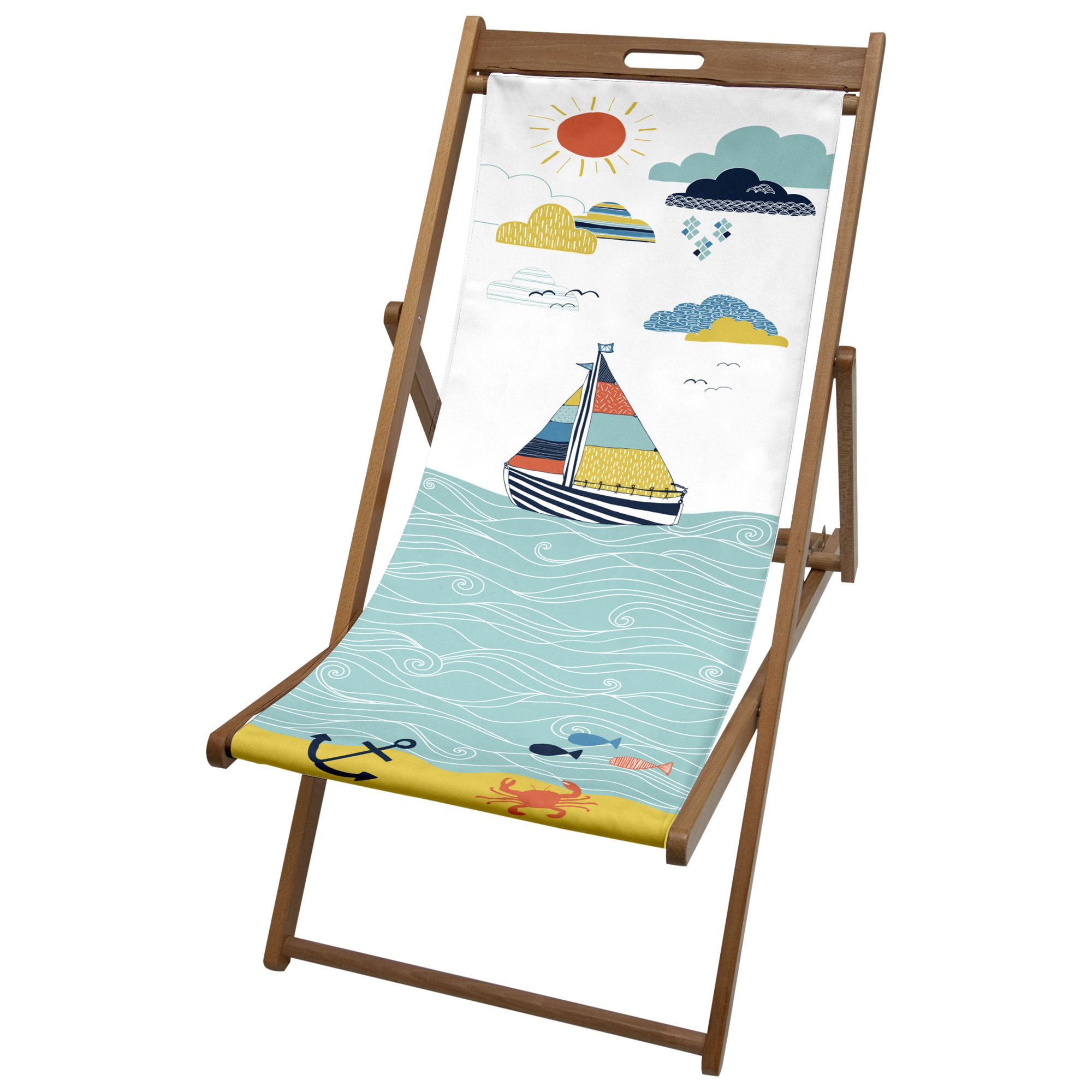 John Lewis Boats Deck Chair Sling