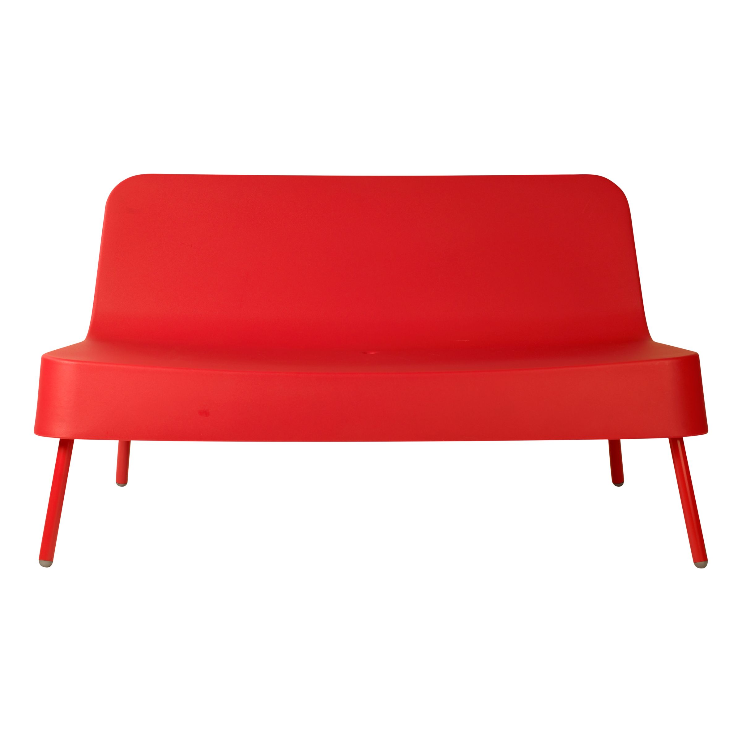Resol Bob Sofa, Red