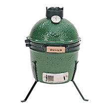 Buy Big Green Egg Mini Charcoal Barbecue Online at johnlewis.com