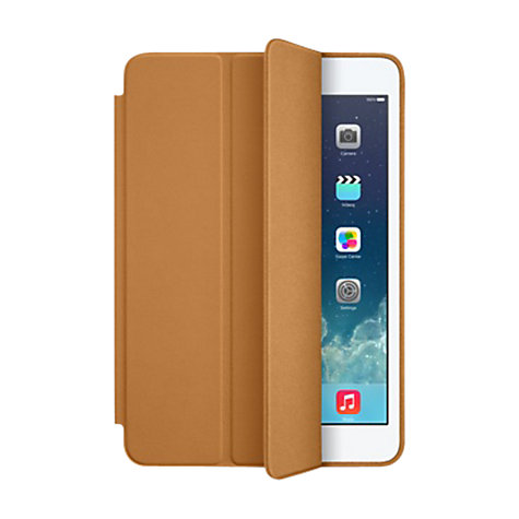 Buy Apple Leather Smart Case for iPad mini & iPad mini with Retina display Online at johnlewis.com