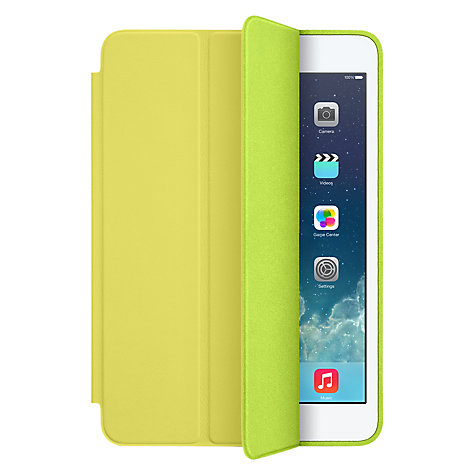 Buy Apple Leather Smart Case for iPad mini 1, 2 & 3 Online at johnlewis.com
