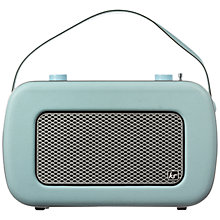 Buy KitSound Jive DAB/FM Portable Radio Online at johnlewis.com