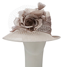 Buy Walter Wright Ruth Trilby Hat with Veil Online at johnlewis.com