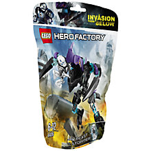 Buy LEGO Hero Factory, Jaw Beast Vs Stomer Online at johnlewis.com