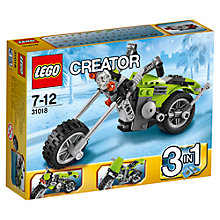 Buy LEGO Creator Highway Cruiser Online at johnlewis.com