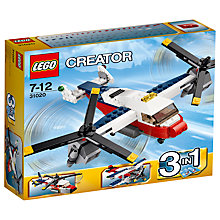 Buy LEGO Creator Twinblade Adventures Online at johnlewis.com