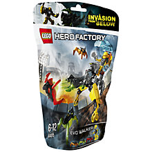 Buy LEGO Hero Factory, Evo Walker Online at johnlewis.com