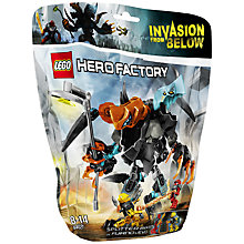 Buy LEGO Hero Factory, Splitter Beast Vs. Furno & Evo Online at johnlewis.com