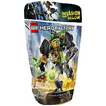 Buy LEGO Hero Factory, Rocka Stealth Machine Online at johnlewis.com