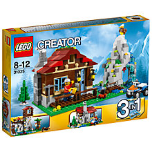 Buy LEGO Creator Mountain Hut Online at johnlewis.com