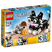 Buy LEGO Creator Furry Creatures Online at johnlewis.com