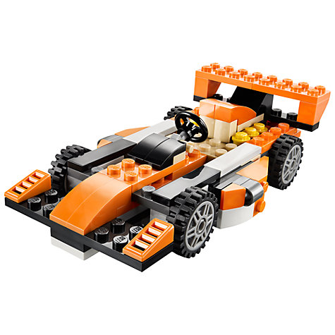 Buy LEGO Creator 3-in-1 Sunset Speeder Online at johnlewis.com