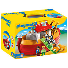 Buy Playmobil 123 Noah's Ark Online at johnlewis.com