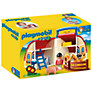 Playmobil 123 Take Along Barn