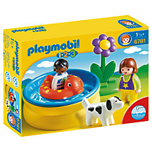 Buy Playmobil 123 Wading Pool Online at johnlewis.com