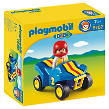 Buy Playmobil 123 Quad Bike Online at johnlewis.com