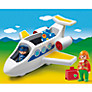 Buy Playmobil 123 Personal Jet Online at johnlewis.com